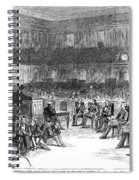 Electoral Commission, 1877 Spiral Notebook