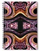 Empress Abstract Spiral Notebook