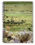 Environmental Tierra Del Fuego -- Spiral Notebook