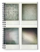Fabrics Spiral Notebook