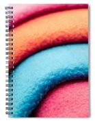 Fleece Spiral Notebook