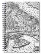 Fort Caroline, 1564 Spiral Notebook