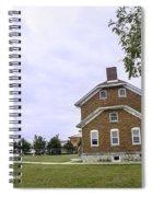 Fort Gratiot Light House Spiral Notebook