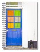 Front Door Spiral Notebook