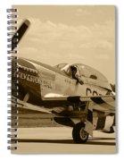Galveston Gal Spiral Notebook