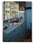 Heritage Cottage Museum On Bowen Island Spiral Notebook
