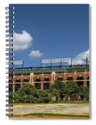 Home Of The Texas Rangers Spiral Notebook