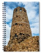 Indian Watchtower Grand Canyon Spiral Notebook