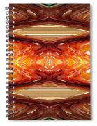 Intrepid Zigzags Spiral Notebook