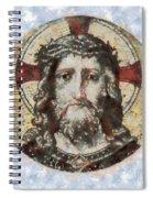 Jesus Christ Spiral Notebook