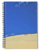 Jockey's Ridge State Park Spiral Notebook
