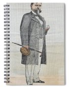 Lew Wallace (1827-1905) Spiral Notebook
