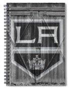 Los Angeles Kings Spiral Notebook