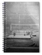 Madison Square Garden Spiral Notebook