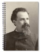 Man, 19th Century Spiral Notebook