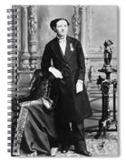 Mary Edwards Walker Spiral Notebook