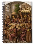 Medieval Accountants, 1466 Spiral Notebook