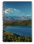 Mount Denali, Previously Known Spiral Notebook