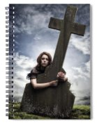 Mourning Spiral Notebook
