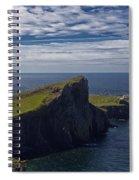 Neist Point Lighthouse Spiral Notebook