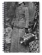 Nellie Bly (1867-1922) Spiral Notebook