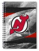 New Jersey Devils Spiral Notebook