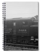 New York Central Railroad Spiral Notebook