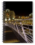 Newcastle Quayside Spiral Notebook