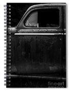 Old Junker Car Open Edition Spiral Notebook