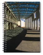 Parliament House Australia Spiral Notebook