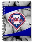 Philadelphia Phillies Spiral Notebook