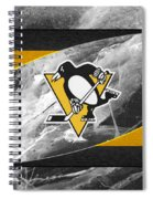 Pittsburgh Penguins Spiral Notebook