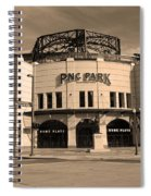 Pnc Park - Pittsburgh Pirates Spiral Notebook