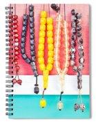 Prayer Beads Spiral Notebook
