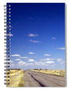 Road Ahead Spiral Notebook