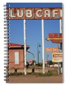 Route 66 - Santa Rosa New Mexico Spiral Notebook