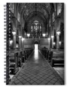 Saint Marks Episcopal Cathedral Spiral Notebook