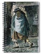 Samuel Pepys (1633-1703) Spiral Notebook