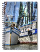 Captain Tang Spiral Notebook