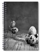 Simple Things Easter Spiral Notebook