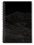Slope Of Hills In The Scottish Highlands Spiral Notebook