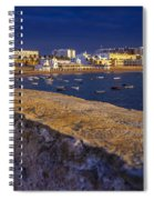 Spa Of Our Lady Of The Palm Cadiz Spain Spiral Notebook