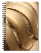 Street Cars  Fenders Spiral Notebook