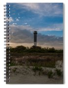 Lowcountry Character Spiral Notebook