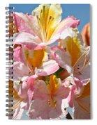 Sunny Petals Spiral Notebook