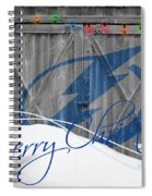 Tampa Bay Lightning Spiral Notebook