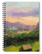 Tatry Mountains- Poland Spiral Notebook