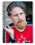 Teammates Spiral Notebook