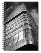 The Building Spiral Notebook