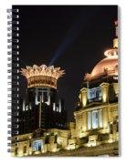 The Bund, Shanghai Spiral Notebook